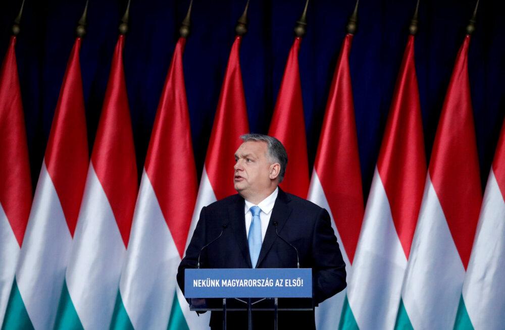 Orbánit ähvardab Euroopa suurimast parteist väljaheitmine