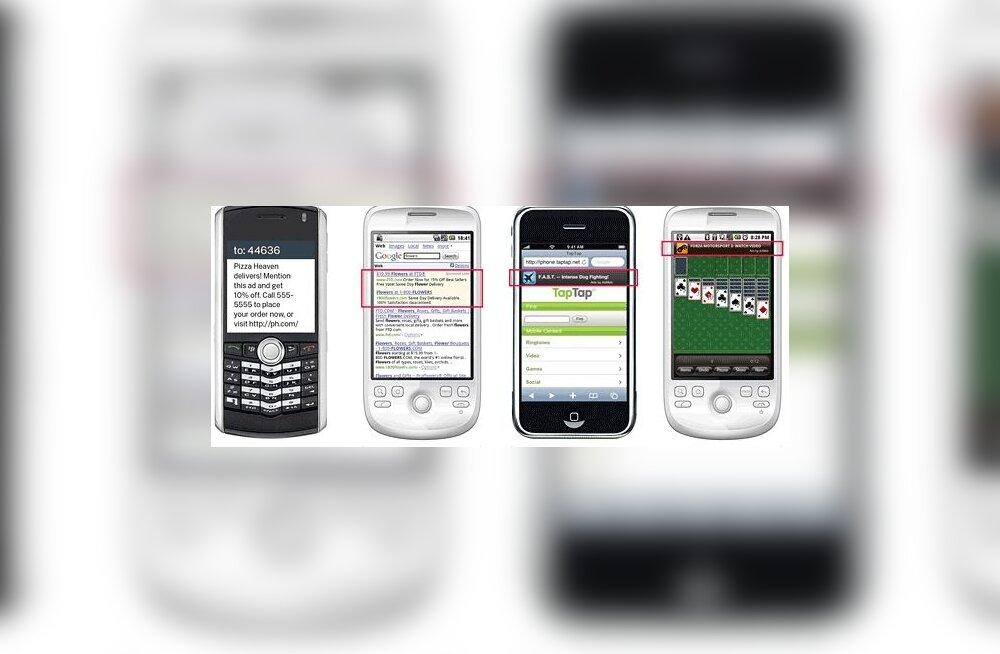 Mobiilreklaam