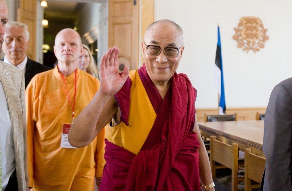Dalai-laama riigikogus