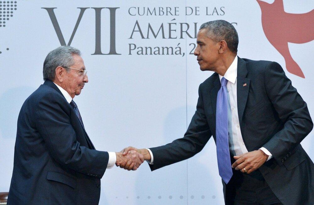 Obama külastab uuel nädalal Kuubat