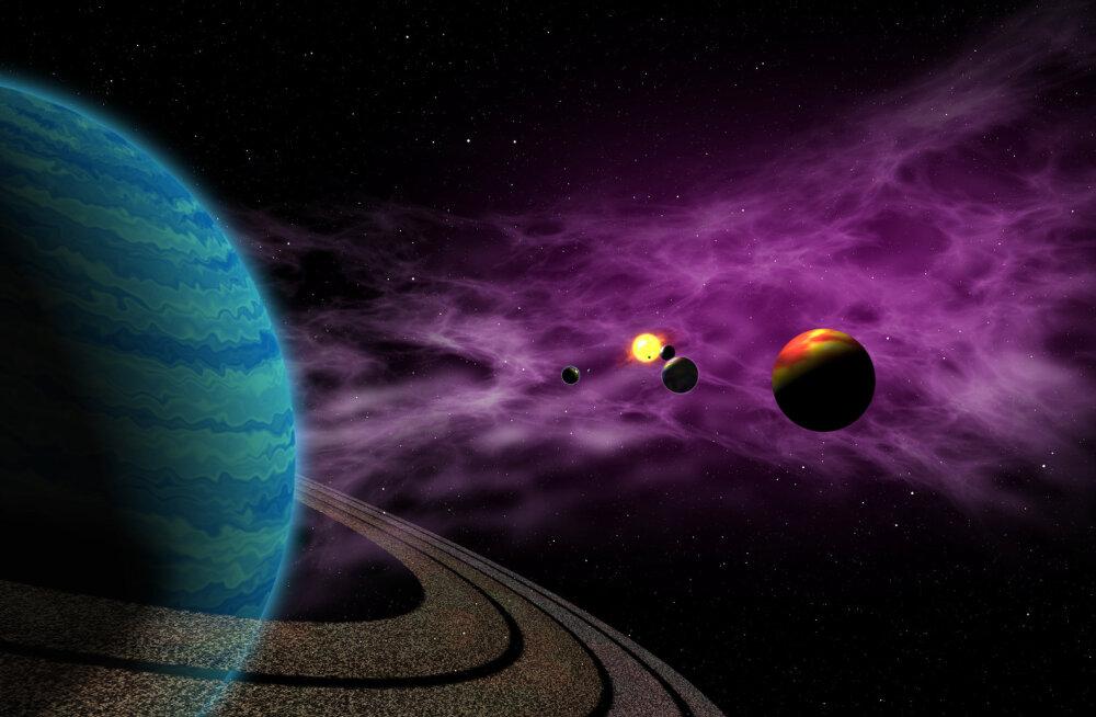 Astronoom: elu avastatud eksoplaneedil võib olla võimatu selle ematähe tõttu