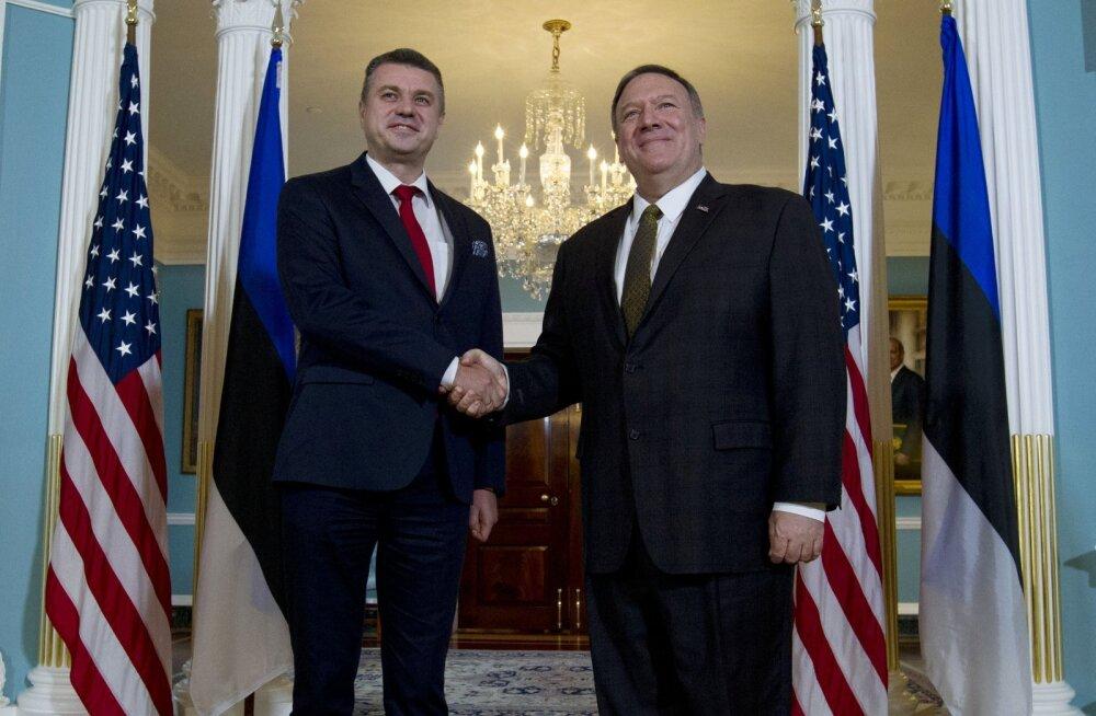 Рейнсалу: смягчение санкций Россия воспримет как знак слабости