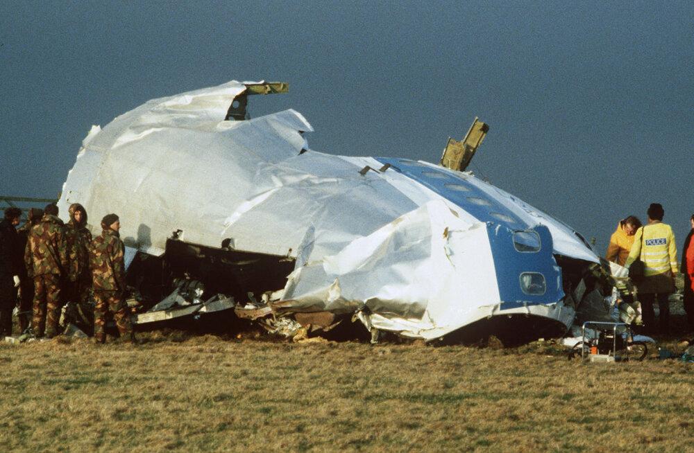 Võimud küsitlesid Lockerbie katastroofiga seoses endisi Stasi agente