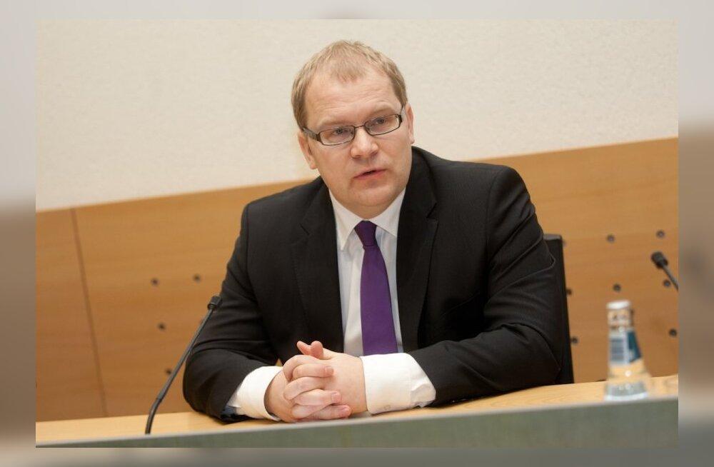 Välisministeeriumi pressikonverents