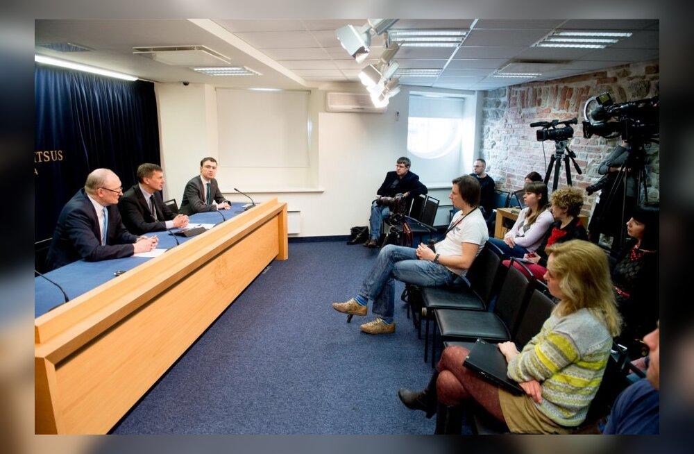 Valitsuse pressikonverents 13.03.2014