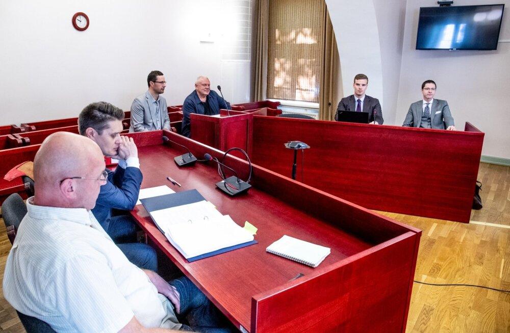 Loomeinimesed nõuavad kohtus riigilt 38 miljonit.