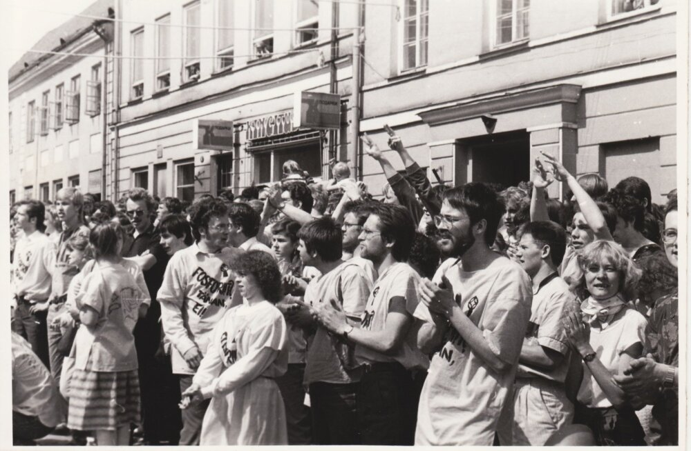 Fosforiidisõda 30 aastat tagasi: mäss linnades, maal lihtsalt muretseti