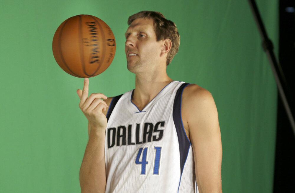 14 PÄEVA NBA HOOAJA ALGUSENI: Milline oleks Dallas Mavericksi nimedele vastav tulemus?
