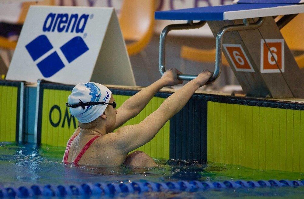 Saatuslik päev Eesti meistrivõistlustel, kui üks meie paremaid juuniore (pildil) andis positiivse dopinguproovi.