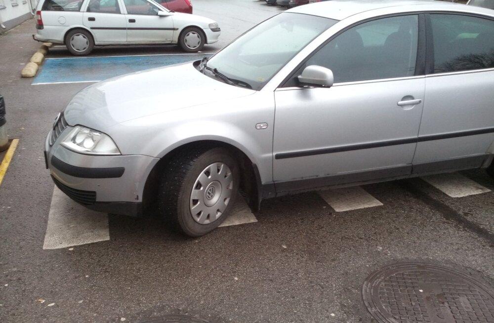Liiklusõnnetuste kroonika: liikluses andsid tooni ülekäigurajal auto alla jäänud jalakäijad