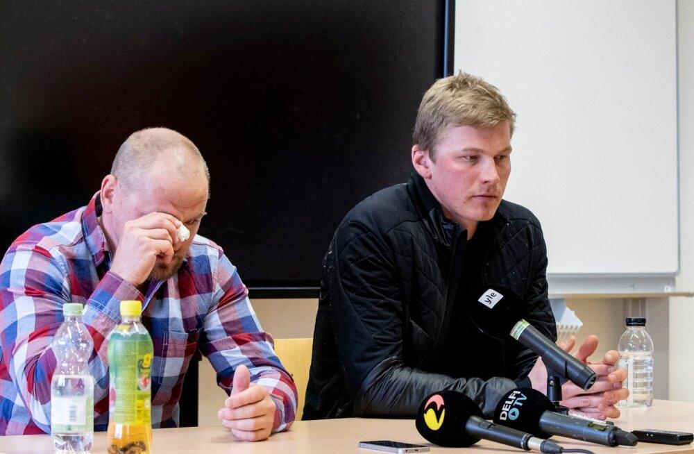 Pressikonverents Seefeldis - Anti Saarepuu ja veredopingut kasutanud Karel Tammjärv