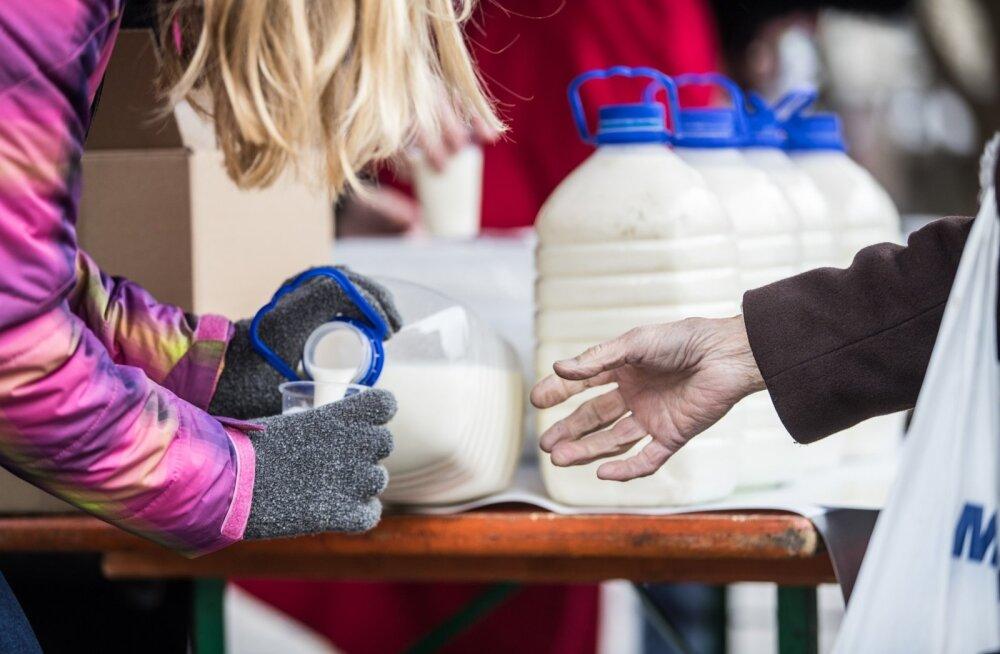 Eesti piima sihtkapitali leping