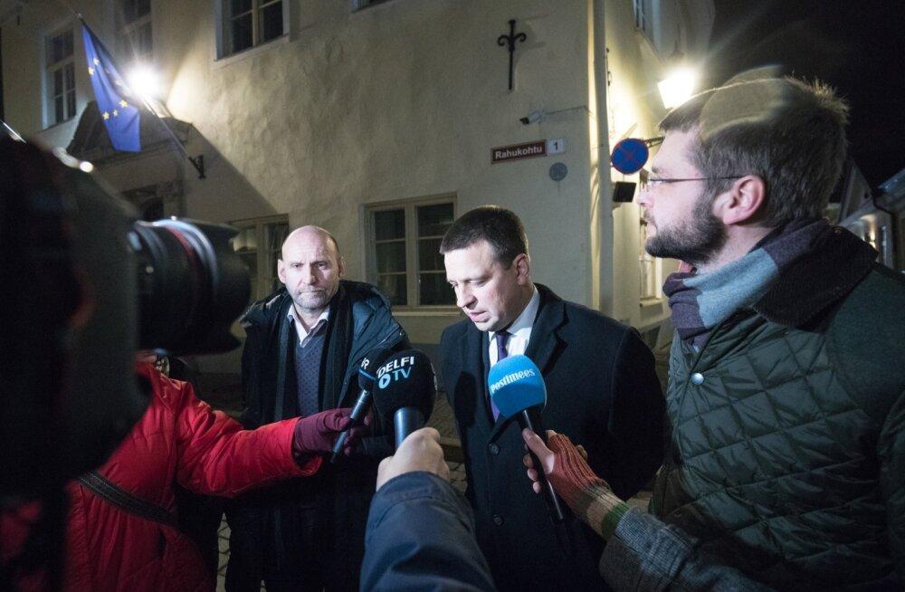 Jüri Ratas: Keskerakond toetab Ossinovski ideed, et rändelepet arutaks riigikogu