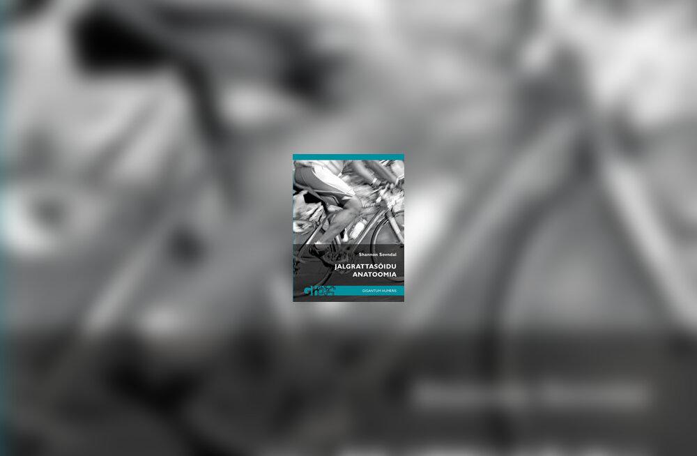 Ilmus uus raamat: Jalgrattasõidu anatoomia
