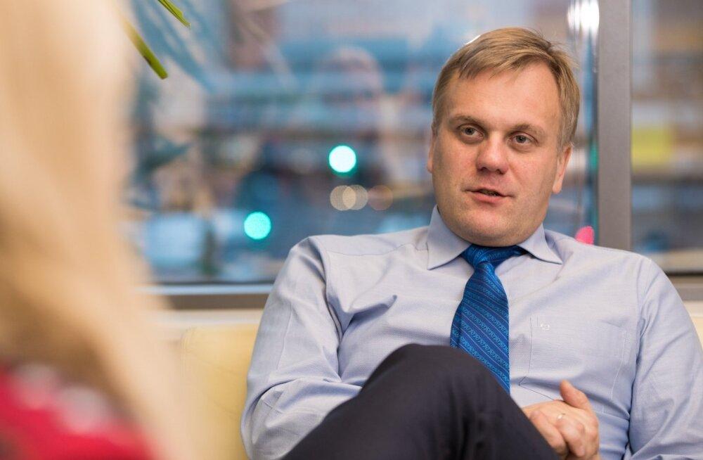 Euroopa Komisjoni Eesti esinduse juht Keit Kasemets