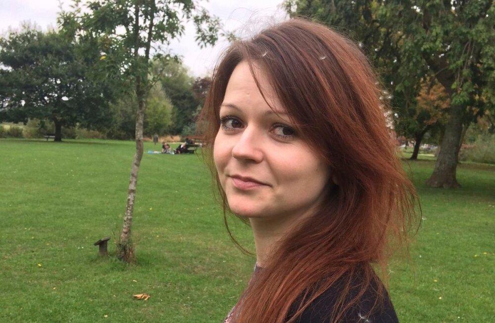 Salisbury mürgirünnaku ohvriks langenud Julia Skripal pääses haiglast välja