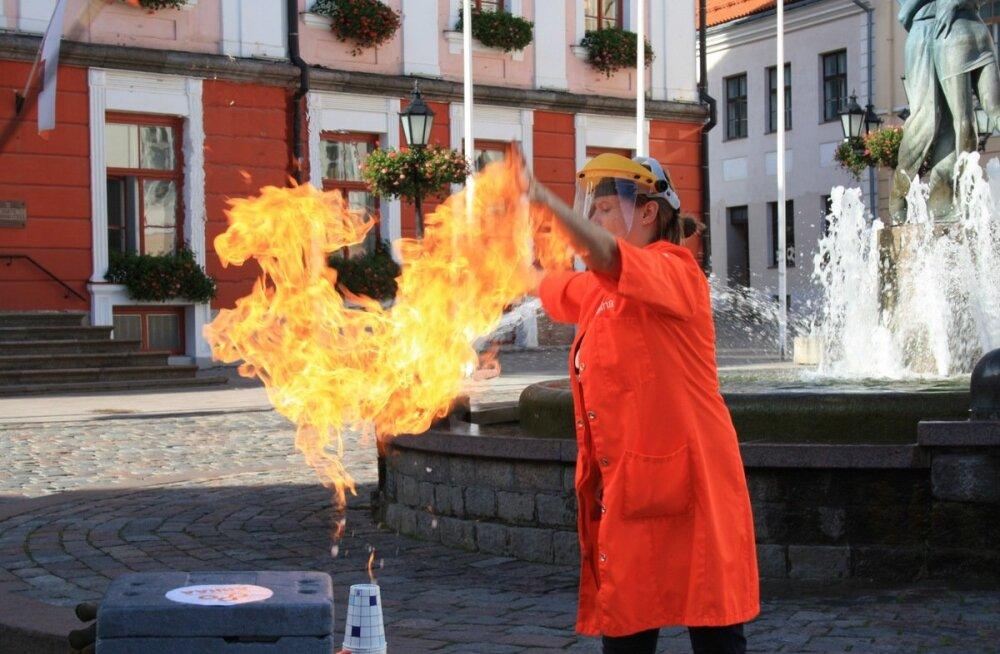 Tänavune Teadlaste Öö festival puistab keskkonnateadlikkust