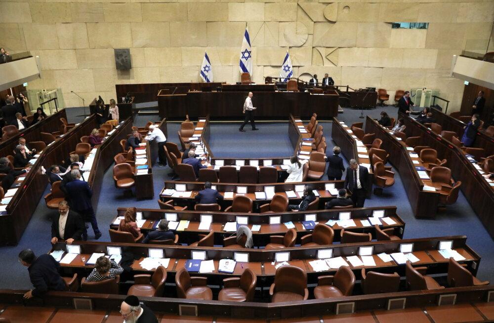 Iisraelis seisavad ees kolmandad parlamendivalimised aasta jooksul