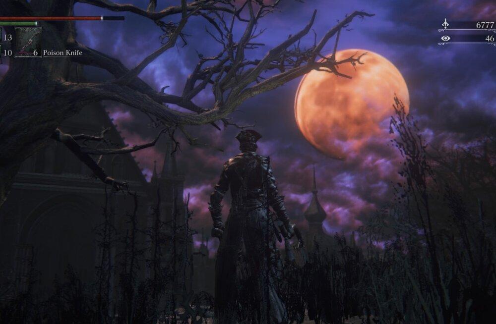 Forte mänguarvustus: Bloodborne – PlayStation 4 seni omapäraseim ja väärtuslikem eksklusiiv