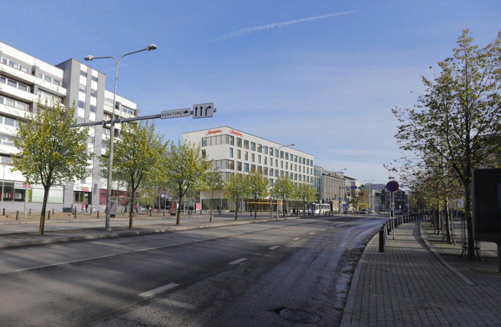 В Таллинне на месте бывшего кинотеатра Eha появится новая гостиница сети Hilton