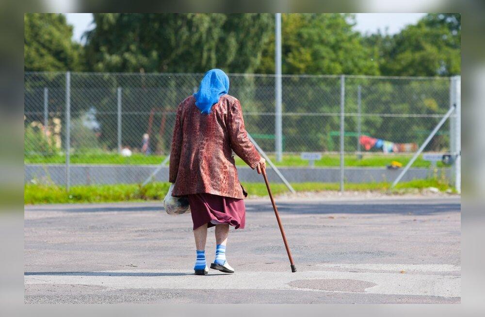 Продолжительность жизни в Эстонии отвечает намеченным целям, здоровье - нет