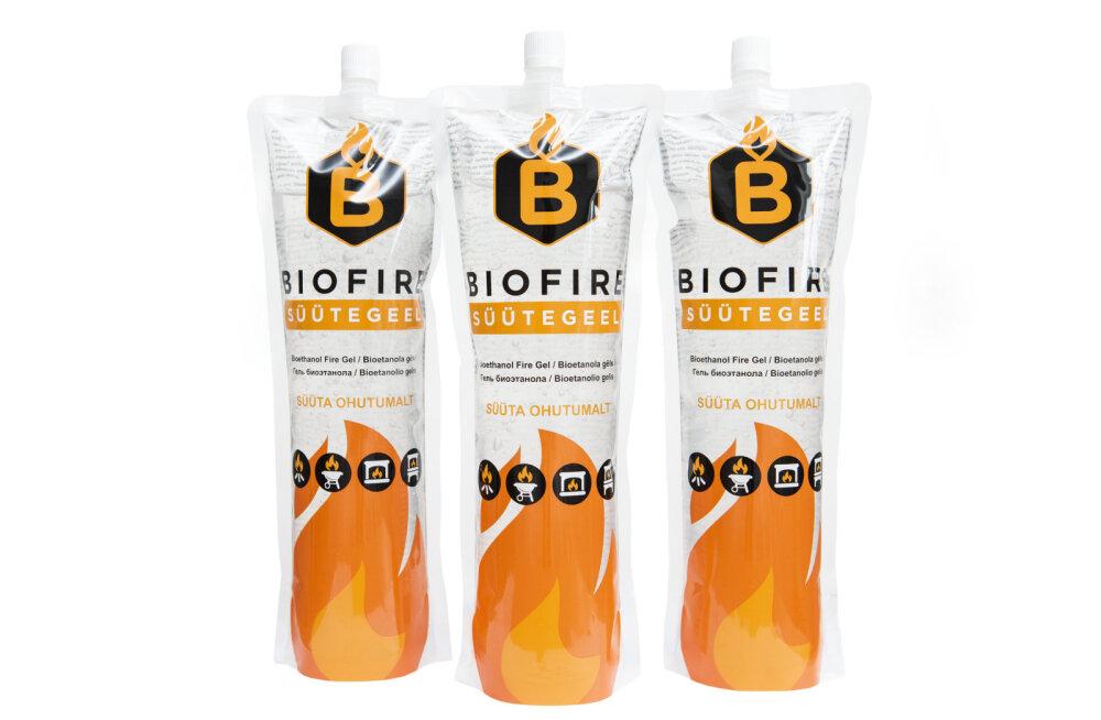 Biofire süütegeeliga suvesse: see on looduslik ja ohutu