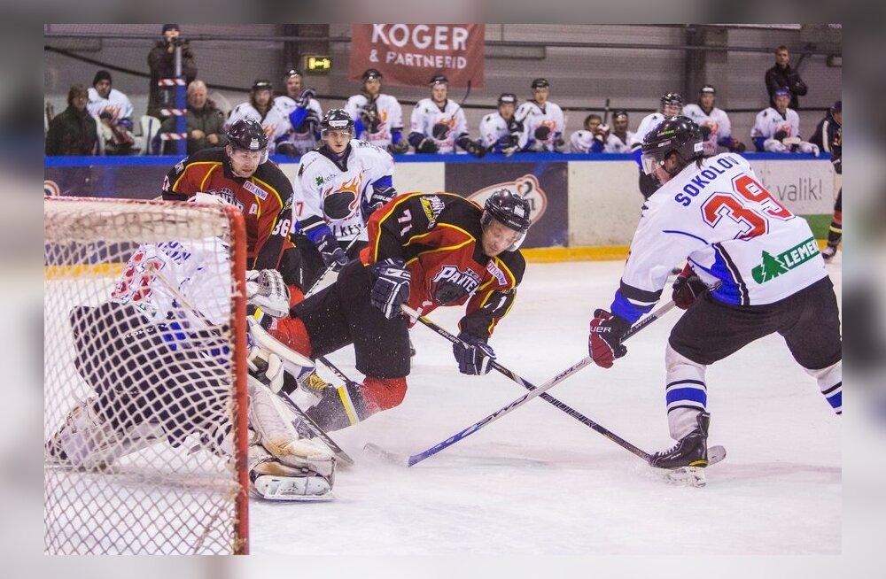 HC Panter/Purikad ja Viiking Sport