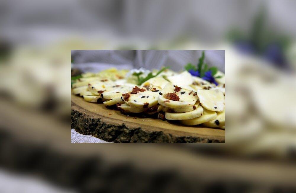 Евросоюз признал тминный сыр Латвии эксклюзивным продуктом