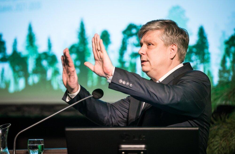 Keskkonnaministeeriumi metsanduse arengukava 2021-2030 koostamise avaüritus.