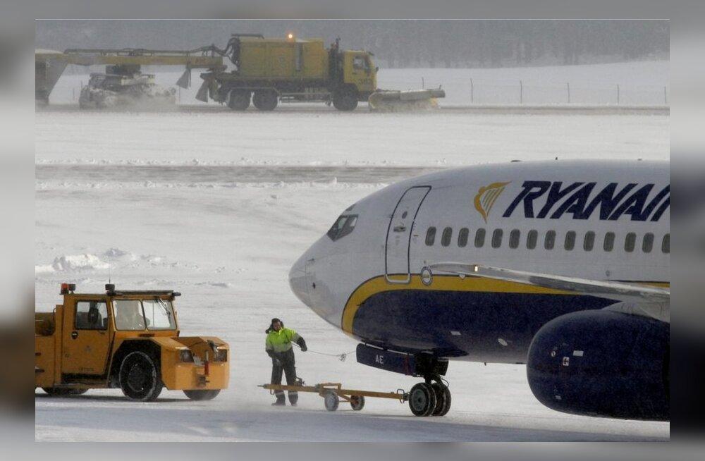 Ryanairi piloodid: kütusega koonerdamine seab ohtu reisijate elud