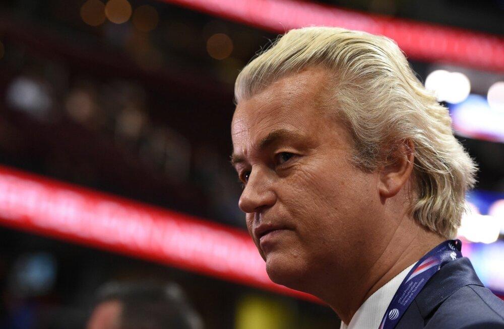 Geert Wilders mõisteti diskrimineerimise õhutamises süüdi, ent kohus otsustas karistust mitte määrata.