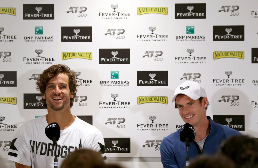Andy Murray paarismängupartner eitab kihlveopettuses osalemist