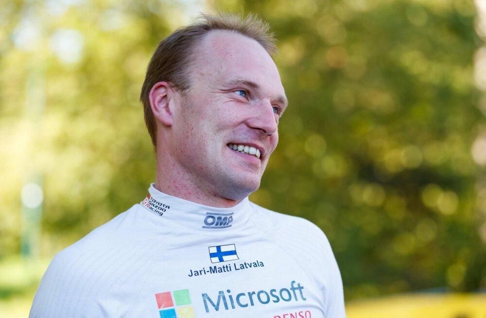 Jari-Matti Latvala nimetas ajaloo parima rallisõitja: kõik mõtlevad, et kuidas saab soomlane niimoodi hääletada