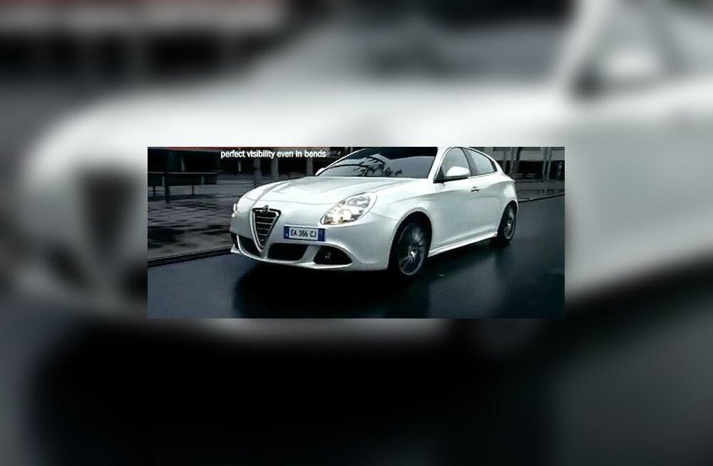 Giulietta on taas üks mudel, mis peab Alfat reformima hakkama