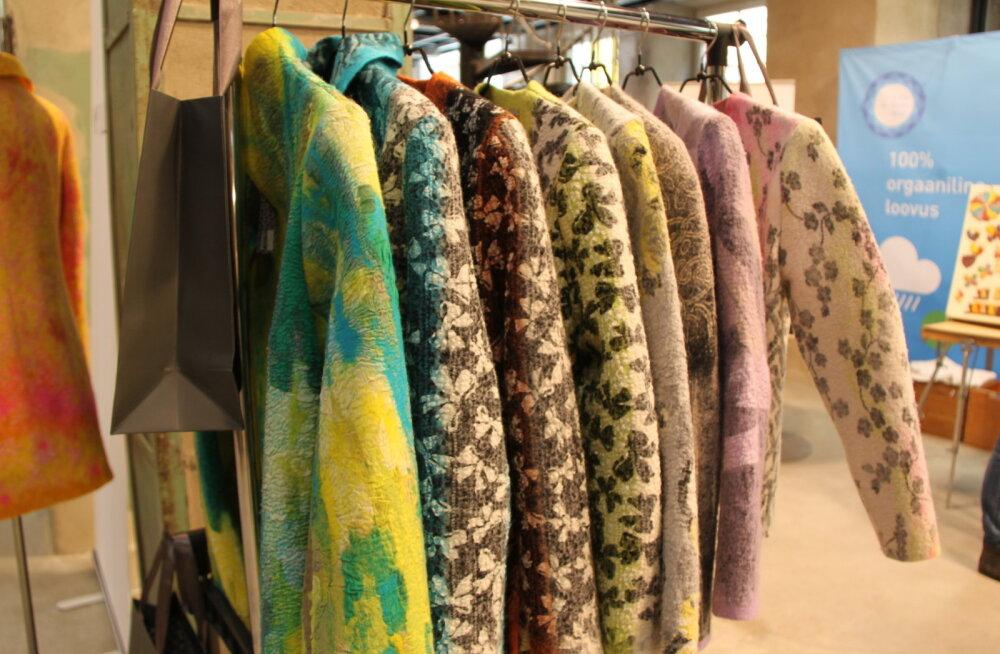 Loov Eesti esitleb PESAs sündinud uusi tooteid