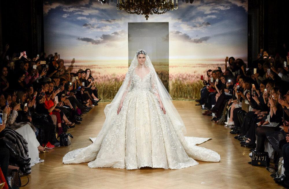 Свадебное платье для современной принцессы