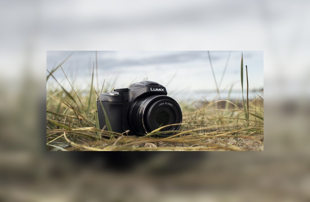 TEST: Panasonicu supersuumkaamera FZ72 – ideealne reisile kaasa võtmiseks