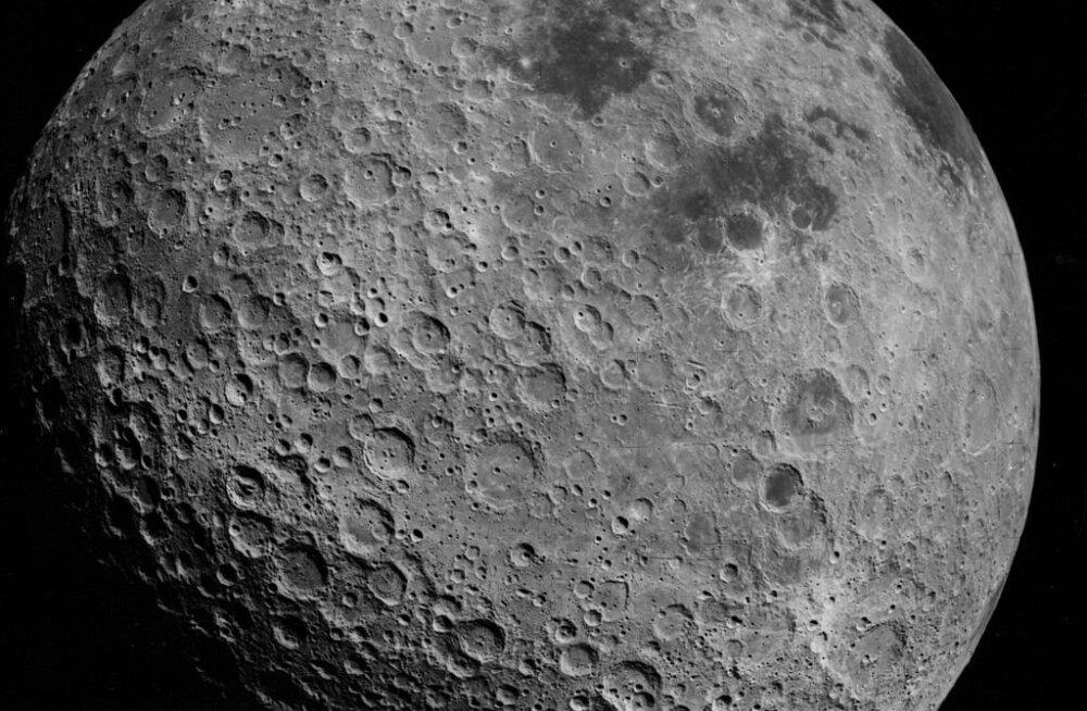 Hiina kavatseb rajada raadioteleskoobi Kuu tagumisele küljele