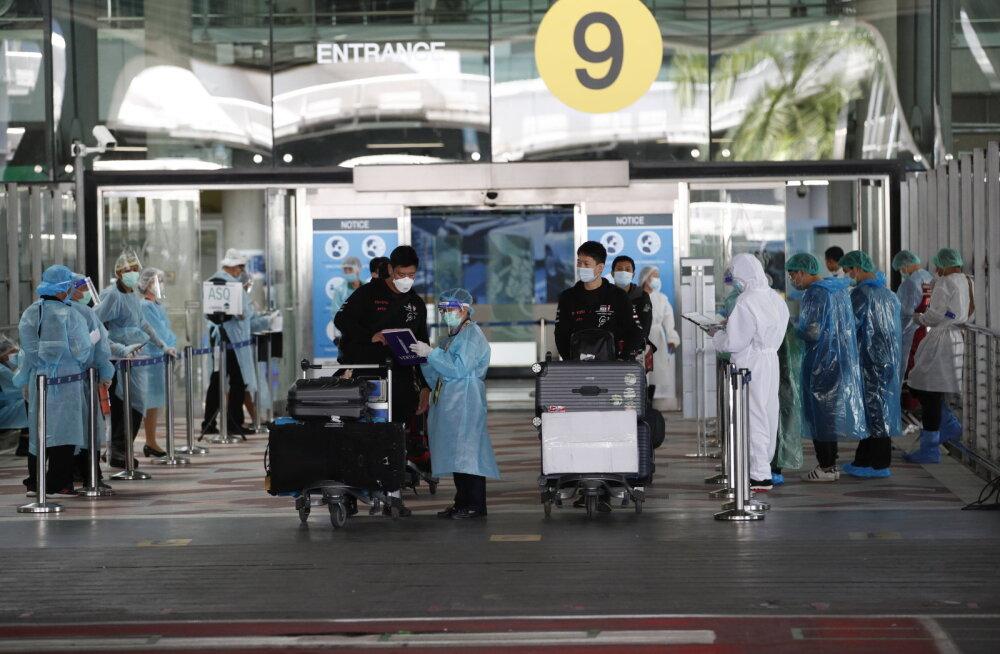 Как изменится процедура предполетного досмотра в аэропортах из-за коронавируса