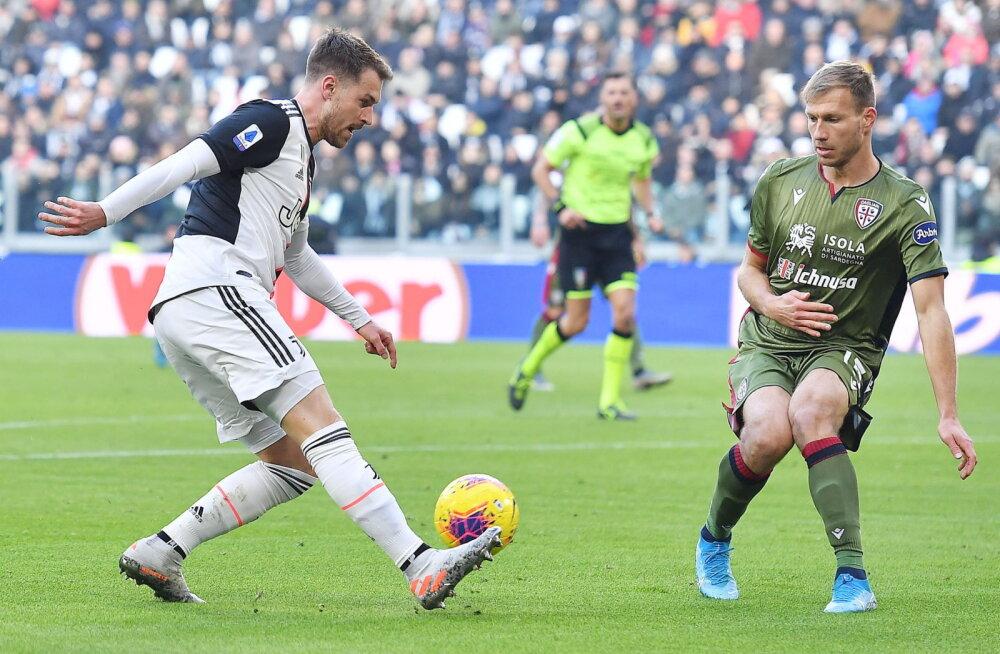 Ragnar Klavan mängus Juventusega