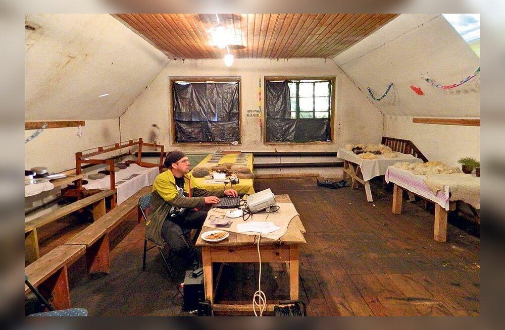 Eestis on kohti, kus kinno saab sõita kanuu või süstaga