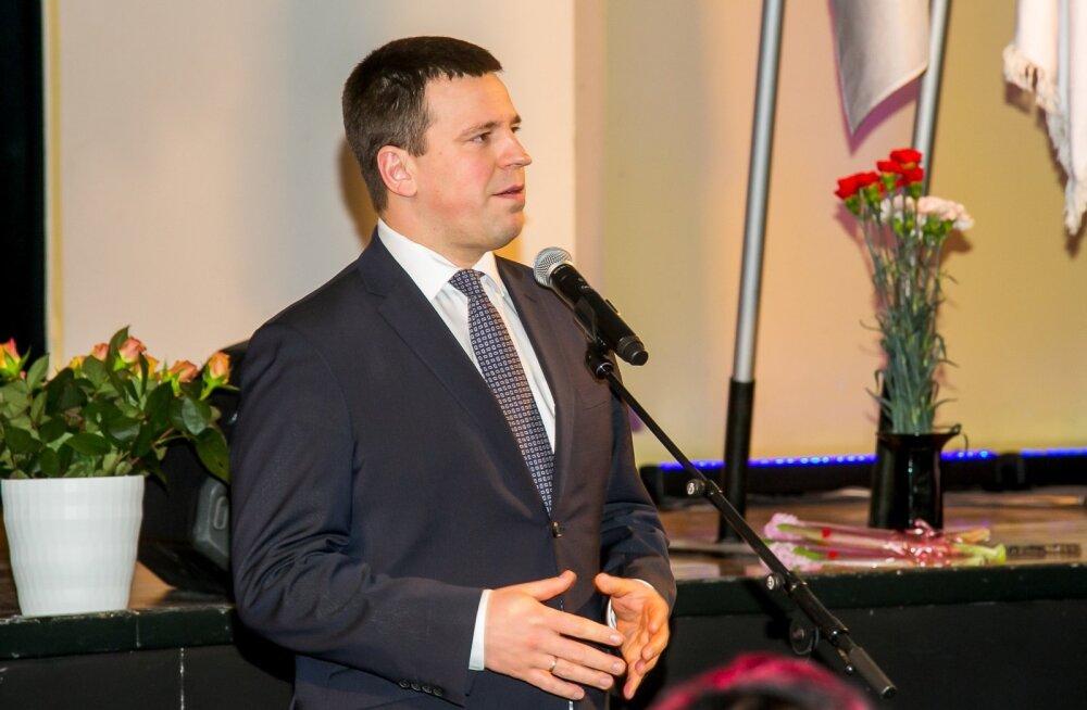 Ratas: Eesti vaimse rikkuse ja väärika tuleviku jaoks on kultuuri, keele, hariduse, teaduse ning spordi elujõulisus määrava tähtsusega