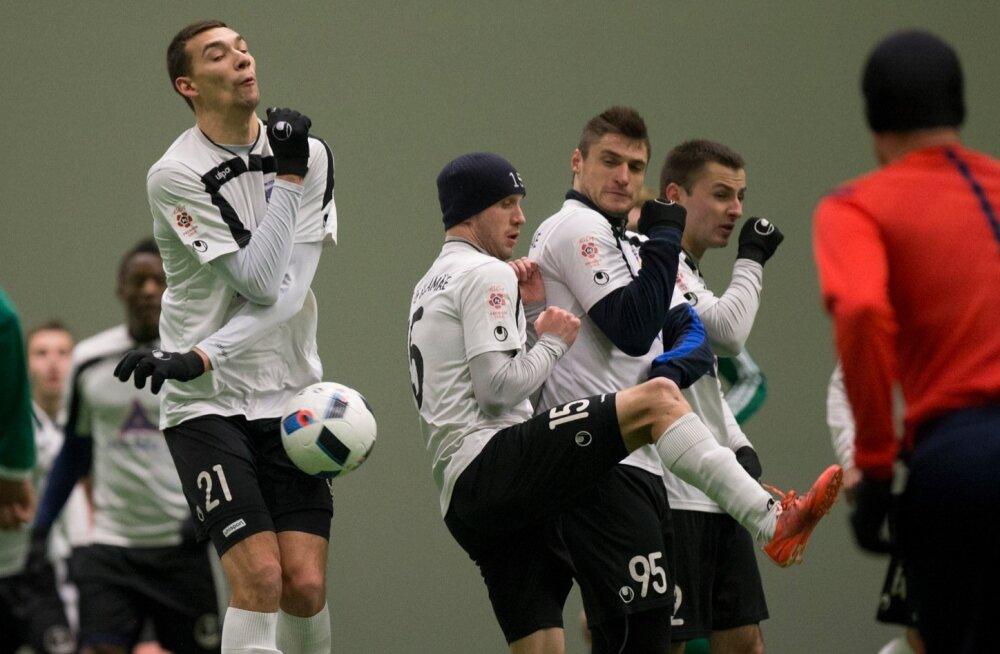 Levadia - Sillamäe Kalev
