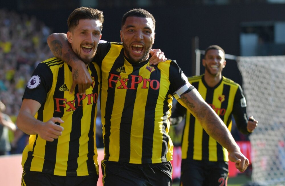 Neljast neli! Tottenhami alistanud üllatusmeeskond jätkab Premier League'is unelmate algust
