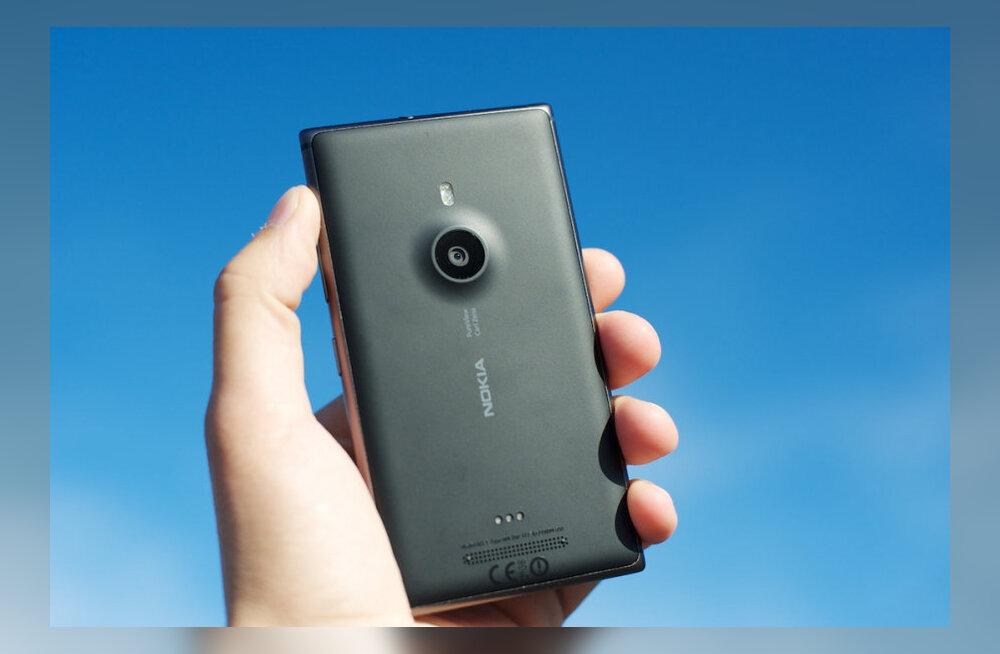 Arvustus: Nokia Lumia 925 – parim Windows Phone'iga nutitelefon, mis Eestis müügil