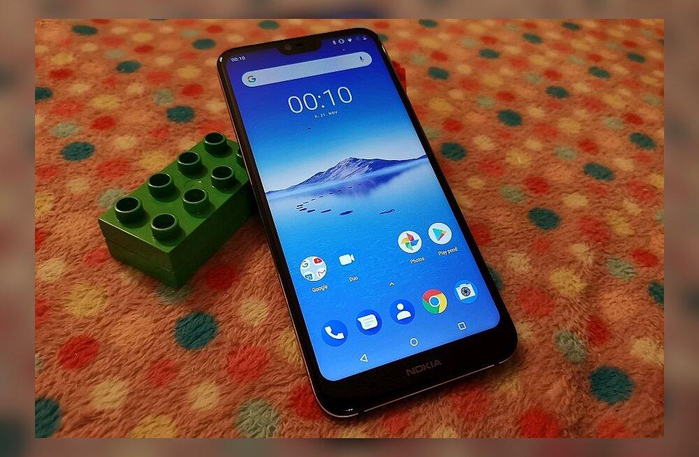 9c80cb2b08a TEST | Nokia nutitelefon 7.1 – palju pole rääkida, kuid ühest asjast ...