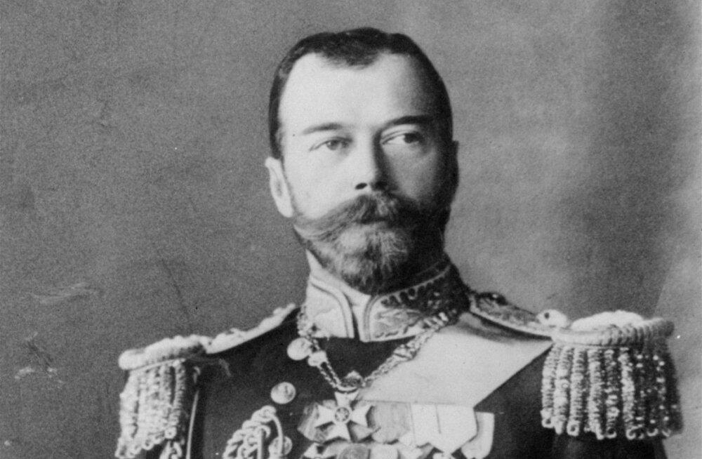 Peterburis võeti hauast välja viimase tsaari Nikolai II säilmed