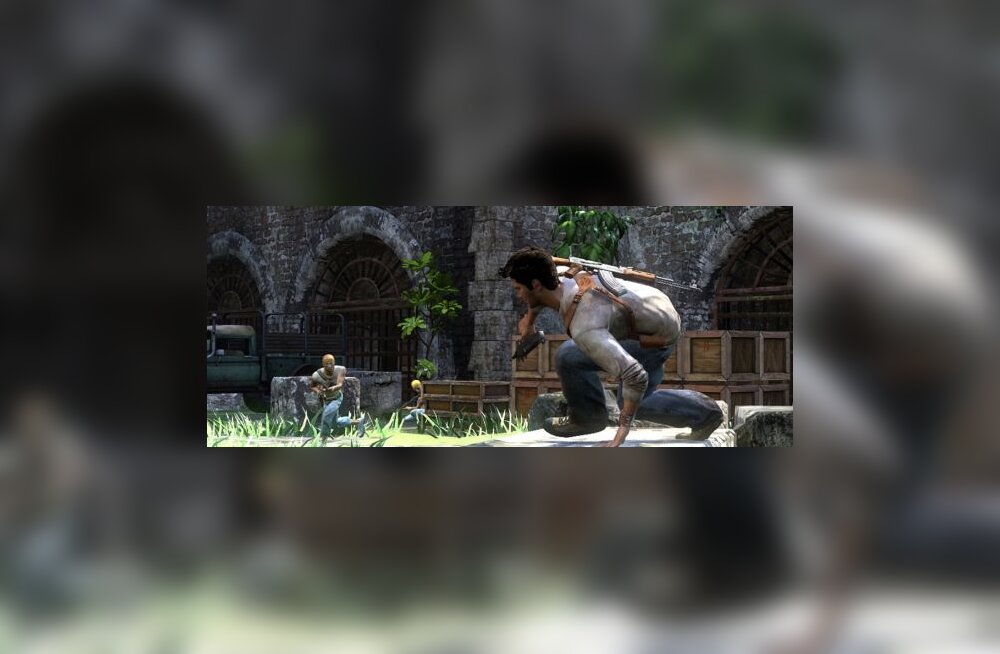 Tagasivaade - Uncharted: Drakes Fortune