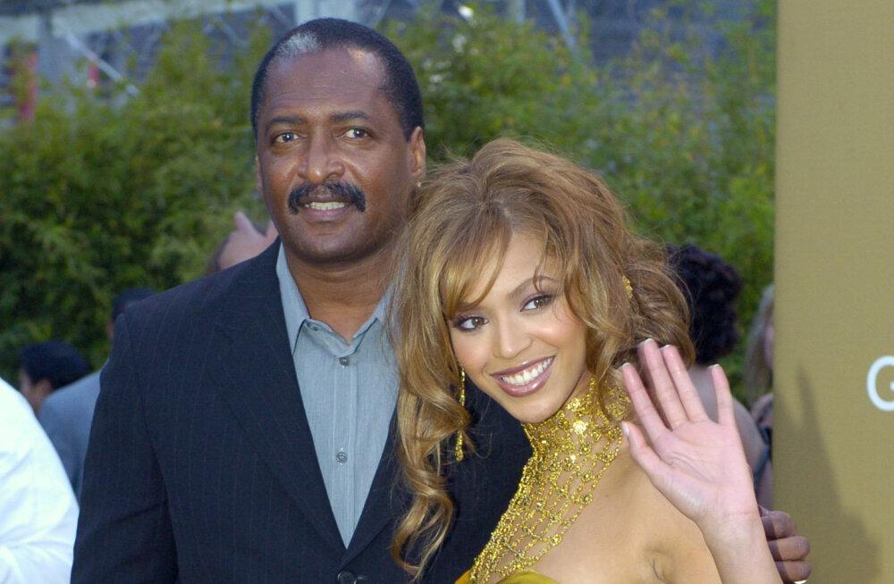 Beyonce isal diagnoositi rinnavähk