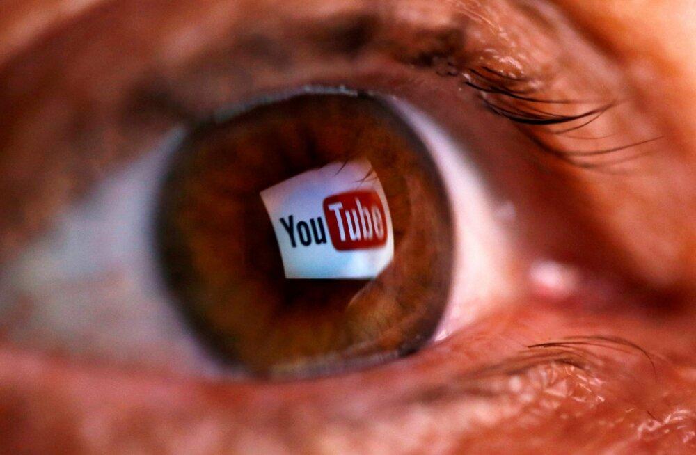Sa ei kujuta ettegi, kui palju YouTube tegelikult netimahtu kulutab